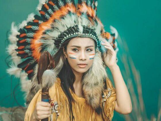 Значения женских имен у индейцев в Америке. Что означают индейских имена для девочек.