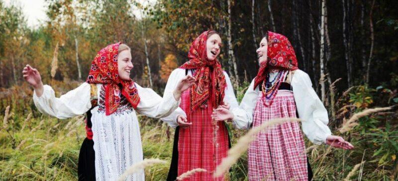 Значения мужских и женских имен в древней руси. Что означают старорусские имена для мальчиков и девочек.