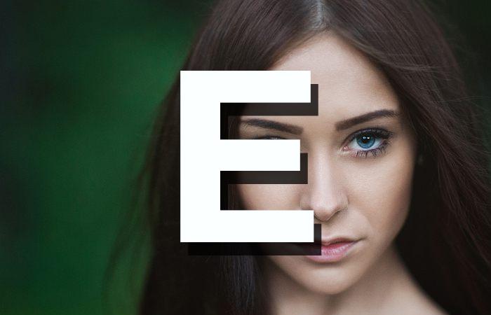 Имена для девочек на букву Е