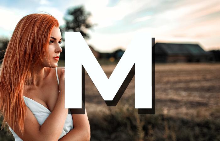 Имена для девочек на букву М