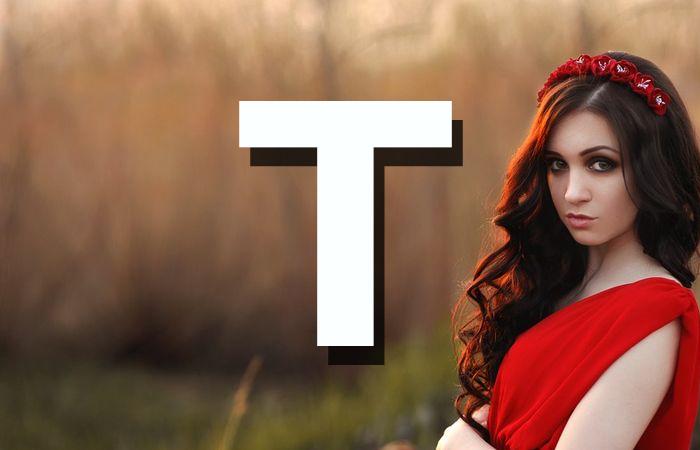 Имена для девочек на букву Т