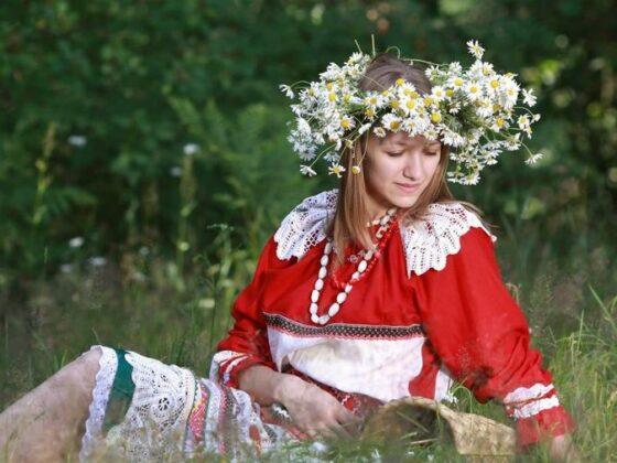 Популярные мужские и женские славянские имена